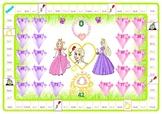 Princess 6 and 7 Times Table Game