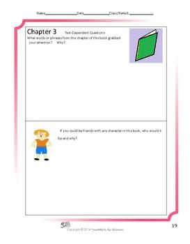 Princess Academy Novel Unit Plus Grammar