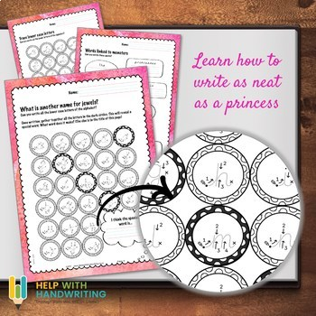 Princess Alphabet Printables