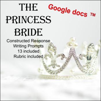 Princess Bride: Constructed Response: Writing Activity:DBQ: Essay  Common Core