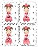 Princess Capital to Lower Alphabet Clip Cards 2