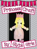 Princess Craft with Writing Options