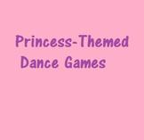 Princess Dance Games