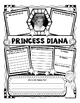 Princess Diana Research Organizers for Projects