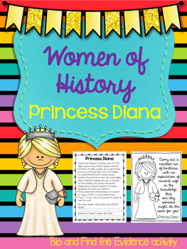 Princess Diana - Find the Evidence and Bio