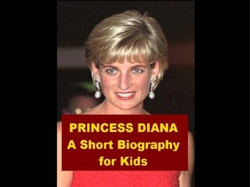 Princess Diana Powerpoint for Kids