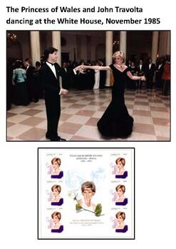 Princess Diana Word Search
