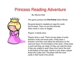 Princess Dolch Sight Word Game Pre Primer