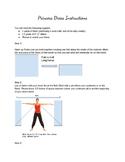 Princess Dress - Costume Design Instructions
