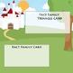 Princess Fact Family Bundle Numbers 3-10