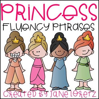 Princess Fluency Phrases