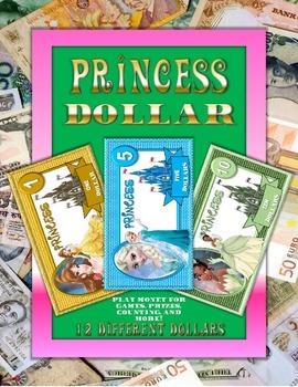 Princess Fun Money Set