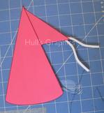 Princess Hat Craft Template PDF