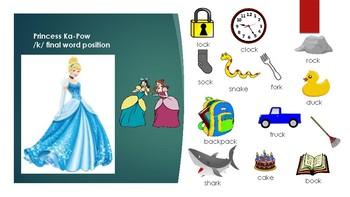 Princess Ka-Pow: Articulation Smash Mats