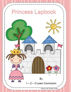 Princess Lapbook