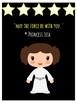 Princess Leia Star Wars Theme Growth Mindset Poster For Classroom Decor