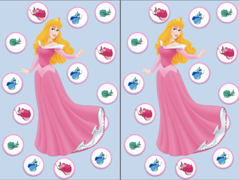 Princess Magnet Chip Boards