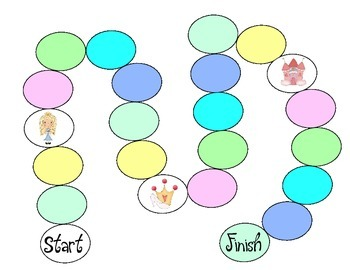 Princess Matching and Counting Game