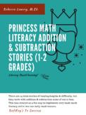 Princess Math Literacy Addition & Subtraction Stories