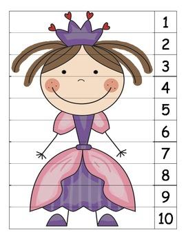 Princess Number Puzzle 2