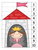 Princess Number Puzzle 3