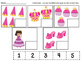 Princess Numeral-Quantity Matching 1 to 5