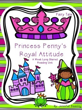 Princess Penny's Royal Attitude- A  Fairy Tale Shared Read