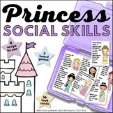 Social Skills Princesses and Games for Pragmatic Language