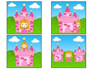 Princess Prepositions