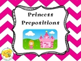 Princess Prepositions