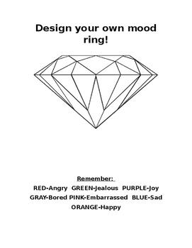 Princess Priscilla and the Mood Ring Rainbow