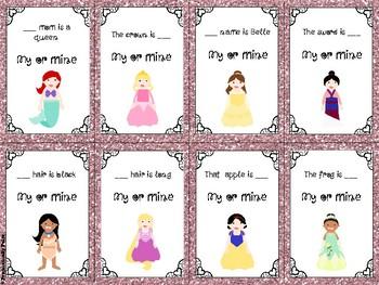 Princess Pronouns