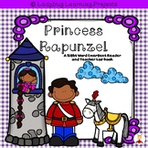 Princess Rapunzel (Emergent Reader, Teacher Lap Book, & Picture Cards)