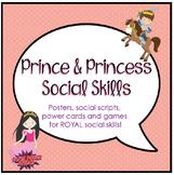 Prince and Princess Social Skills