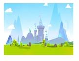 Princess Sofia Build-a-Scene Reward for the VIPKID Classroom