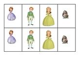 Princess Sofia Memory Game Reward for the VIPKID Classroom