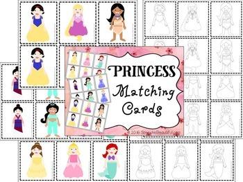 Princess Spanish Speech Therapy - Articulation and Language MEGA PACK -- NO PREP