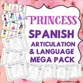 Princess Spanish Speech Therapy - Articulation and Languag