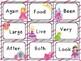 Princess Themed Sight Words