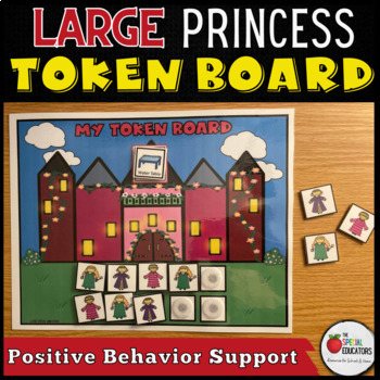 Princess Token Board (10)