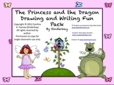 Princess and Dragon Fun Pack I Can Draw I Can Write