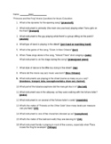 Princess and The Frog Movie Questions General Music Elementary & Middle School