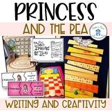Princess and the Pea English Math and Craft