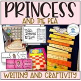 Princess and the Pea Craftivity and Writing Printables