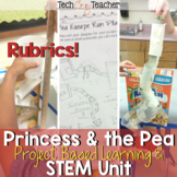Project Based Learning with STEM: Princess and the Pea