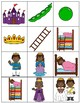 Princess and the Pea Retelling Prop Freebie