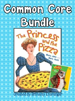 Princess and the Pizza - 4th Grade McGraw-Hill Wonders