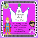 Princess & the Pea:  Use a Fairy Tale to Build Early Narrative Language