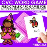 CVC Princesses  Memory Match and Kissed! Game