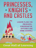 Princesses, Knights and Castles Lesson Plans